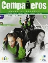 Companeros 4 Podręcznik + CD