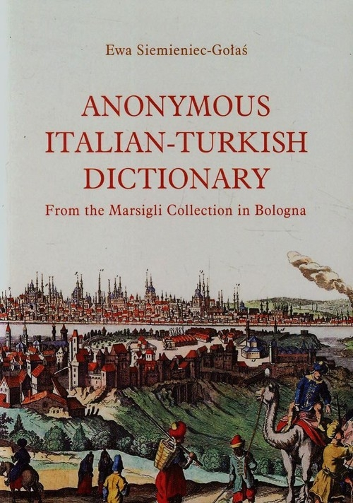 Anonymous Italian-Turkish dictionary Siemieniec-Gołaś Ewa