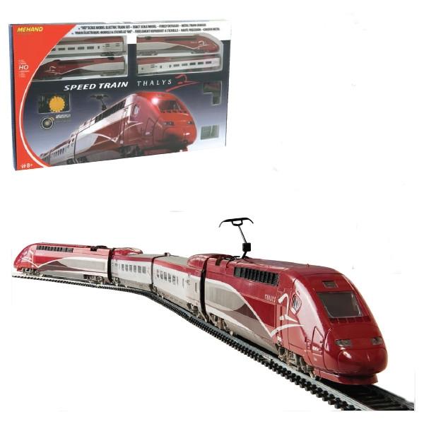 MEHANO Zestaw Startowy: TGV Thalys (T106)
