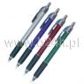 Długopis z wymiennym wkładem Titanum KB1106P-01NB (BR1326) zielony