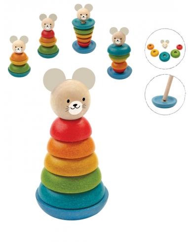 Myszka - wieża do układania (PLTO-5681)