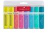 Zakreślacz pastelowy Textliner 1546 7 kolorów (154681)