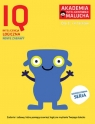 Akademia Inteligentnego Malucha IQ Inteligencja logiczna 3-4 lata Nowe zabawy