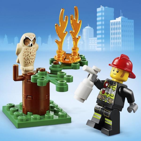 Lego City: Pożar lasu (60247)