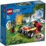 Lego City: Pożar lasu (60247) Wiek: 5+