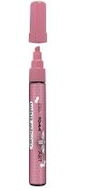 Marker akrylowy - różowy TO-40082