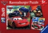 Puzzle 3w1: Disney - Auta 2 (092819) Wiek: 5+