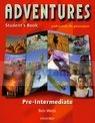 Adventures Pre-intermediate Student's Book Gimnazjum Wetz Ben