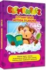 Elementarz - czytamy bajki metodą sylabową kolorowe ilustracje Alicja Karczmarska-Strzebońska