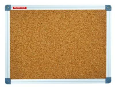 Tablica korkowa 50x40 cm.rama alum. (TC54ALC MB)