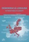 Demokracja lokalna w państwach Europy (Uszkodzona okładka)