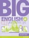 Big English 4 TB Mario Herrera, Christopher Sol Cruz
