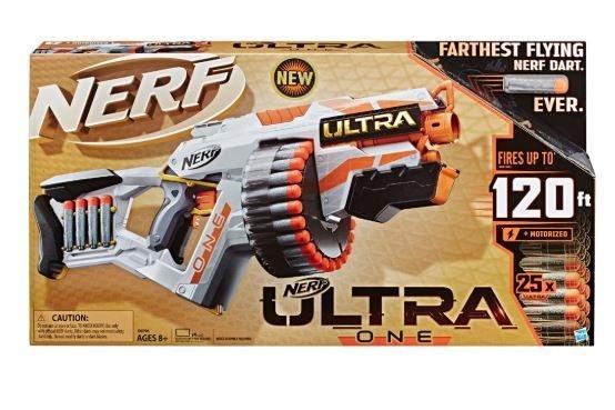 Wyrzutnia Nerf Ultra One (E6596)