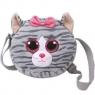 Gear torba na ramię Kikki - Szary Kotek (TY 95100)