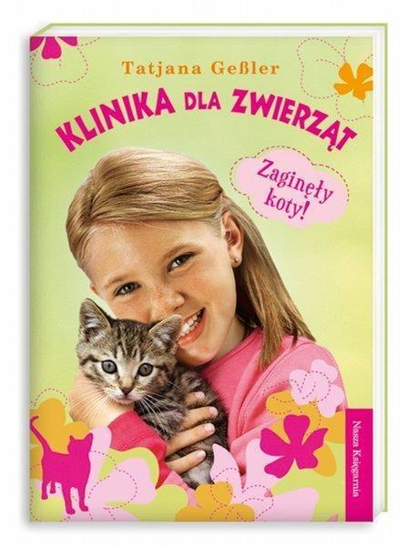 Klinika dla zwierząt  Zaginęły koty GeBler Tatjana