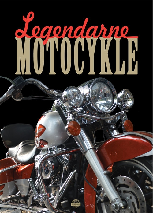 Legendarne motocykle Szymanowski Piotr