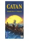 Catan - Odkrywcy i Piraci (Dodatek dla 5-6 graczy)