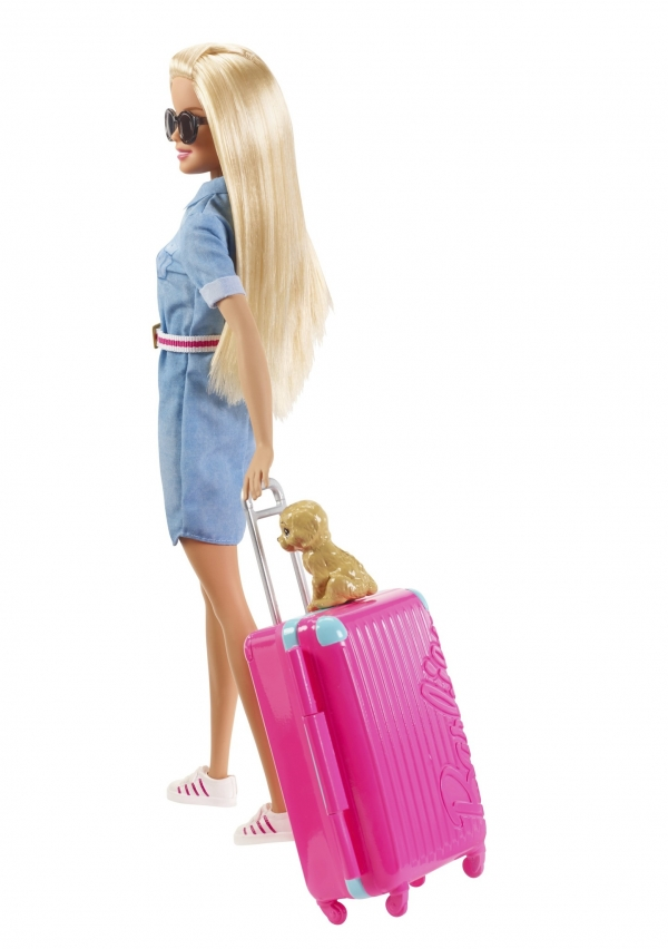 Lalka Barbie w Podróży