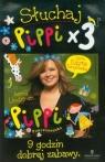 Pippi Pończoszanka / Pippi wchodzi na pokład / Pippi na Południowym Pacyfiku  (Audiobook)
