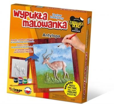 Wypukła Malowanka - Zoo Antylopa