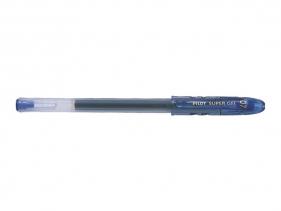 Długopis żelowy Pilot Super Gel Begreen nebieski (LS-8F-L-BG)