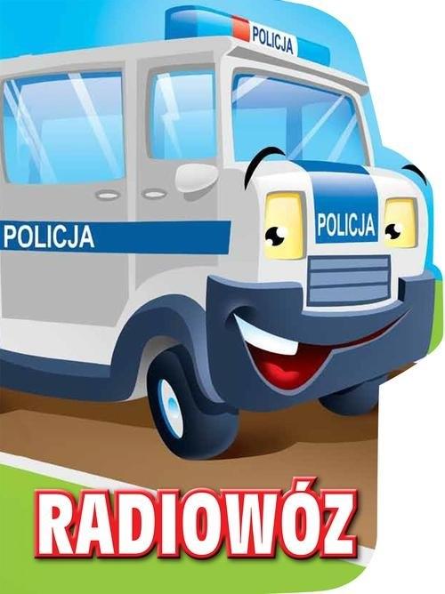 Radiowóz Wykrojnik Kozłowska Urszula
