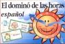 Domino De Las Horas /gra językowa/