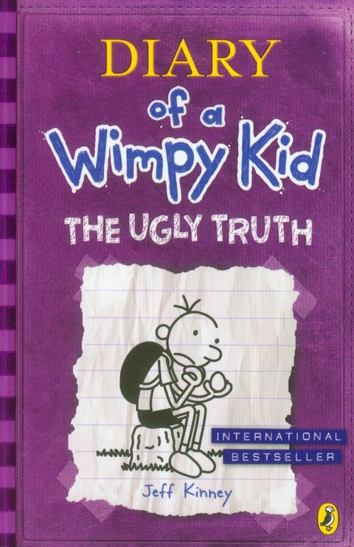 Diary of a Wimpy Kid The Ugly Truth Kinney Jeff