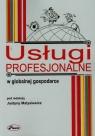 Usługi profesjonalne w globalnej gospodarce