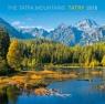 Kalendarz 2018 zeszytowy Tatry
