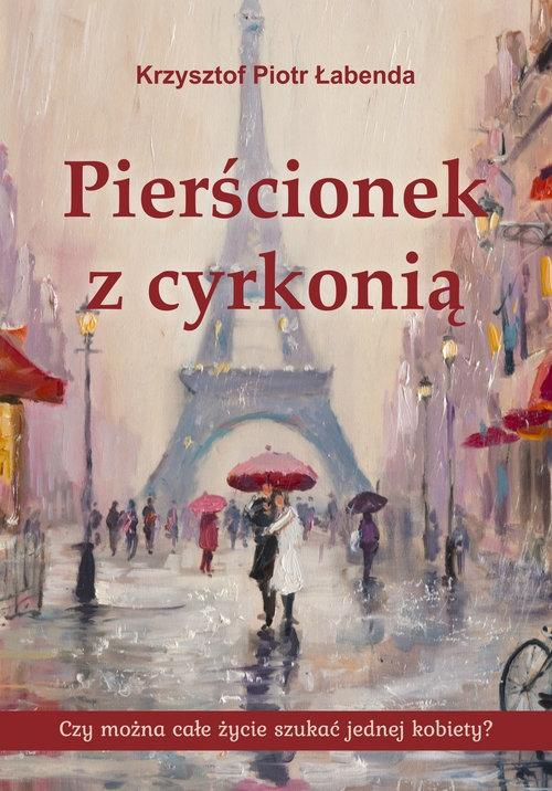 Pierścionek z cyrkonią Łabenda Krzysztof P.