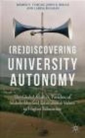 (Re)Discovering University Autonomy