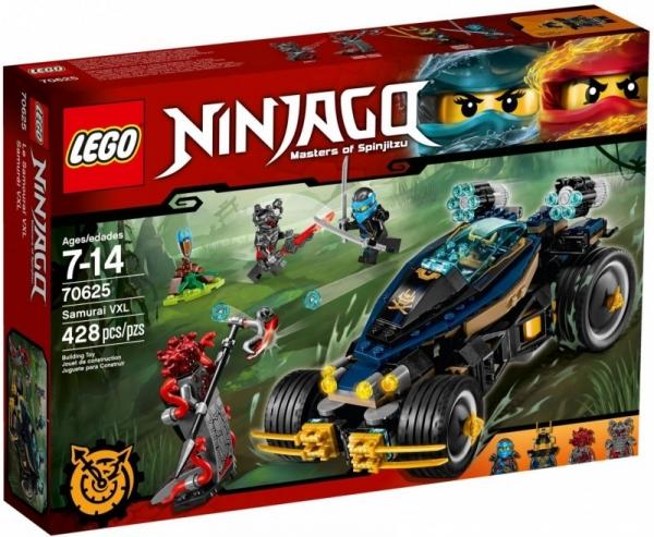 Ninjago Samuraj VXL (70625)