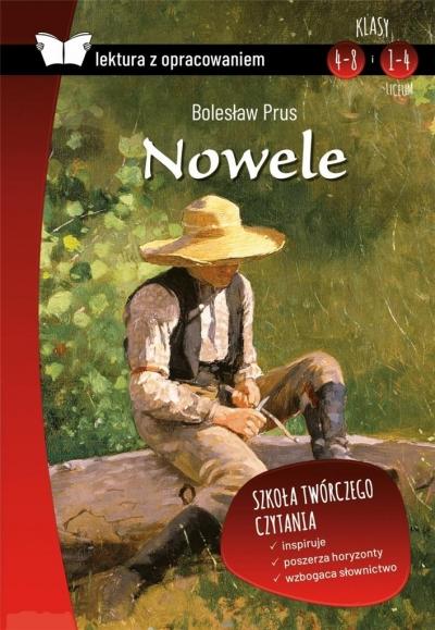 Nowele Prus lektura z opracowaniem Prus Bolesław