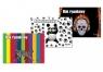 Blok rysunkowy A4 20 kartek biały mix