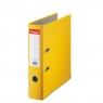 Segregator dźwigniowy Esselte A4/70  żółty ekonomiczny (10782)