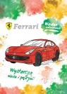 Ferrari Wodne kolorowanie