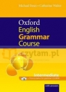 Oxford English Grammar Course Intermediate SB with Key +CD-Rom