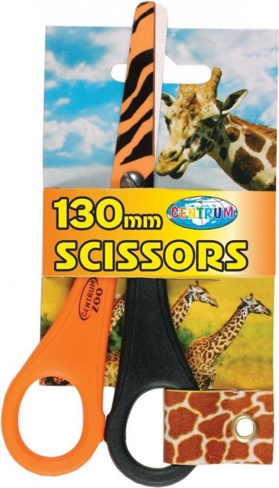 Nożyczki 130mm Zoo