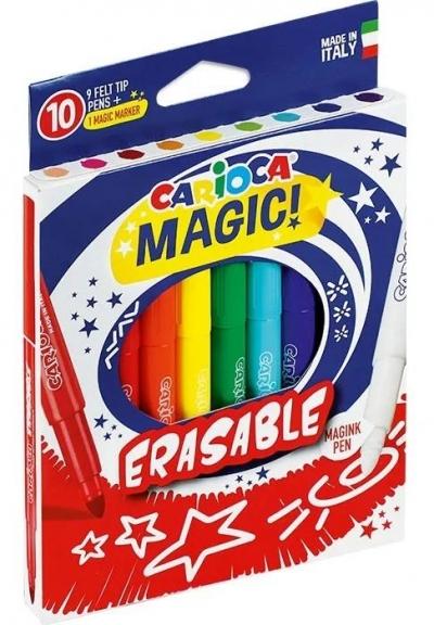 Pisaki Magic Laser 10 kolorów CARIOCA
