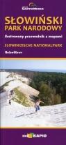 Słowiński Park Narodowy Ilustrowany przewodnik z mapami