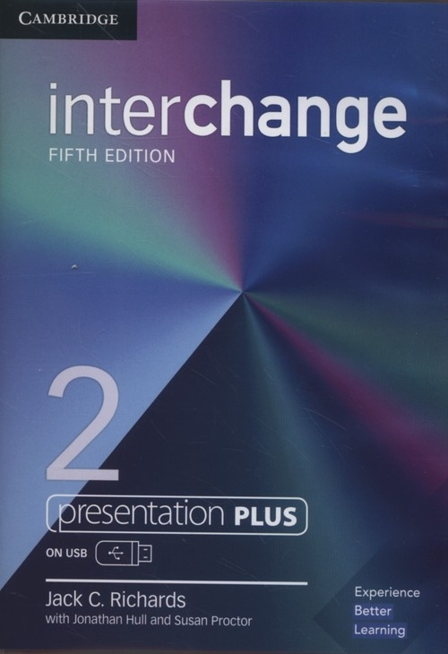 Interchange 2 Presentation Plus USB