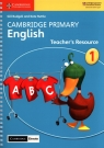 Cambridge Primary English Stage 1 Teacher's Resource with Cambridge Elevate Budgell Gill, Ruttle Kate