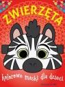Zwierzęta Kolorowe maski dla dzieci Kałucki K