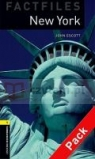 Factfiles 1: New York +CD John Escott