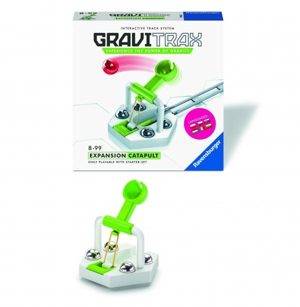 GraviTrax - zestaw uzupełniający - wyrzutnia