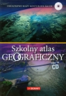 Szkolny atlas geograficzny z płytą CD