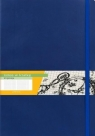 Notes A6 Kratka Impresja Granat