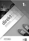 Direkt plus 1A Zeszyt ćwiczeń + CD LEKTORKLETT