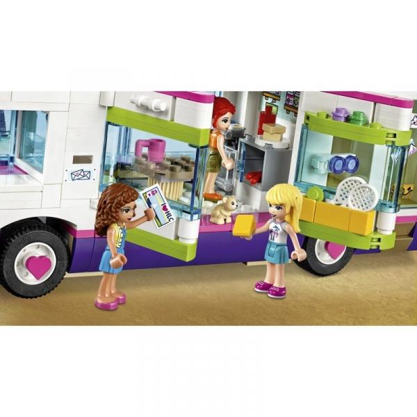 Lego Friends: Autobus przyjaźni (41395)
